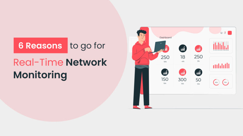 real time network monitoring